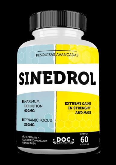 sinedrol resenha