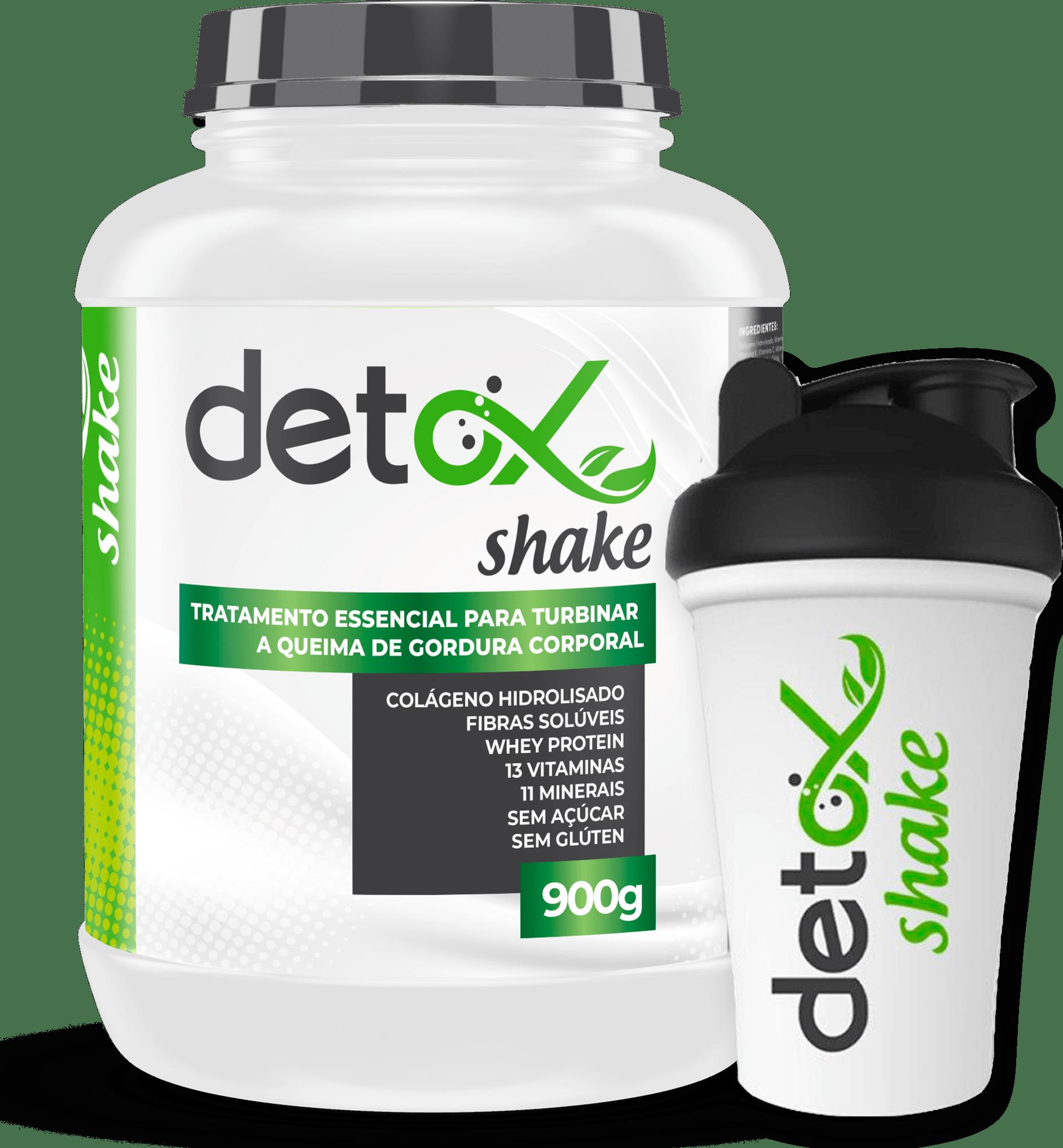 detox shake comprar